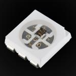 フルカラーLED、WS281Xを制御できる「FadeCandy – Dithering USB-Controlled」