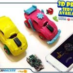 3Dプリンターでラジコンカーを作ろう!!「3DRacers」