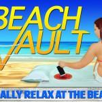ビーチで貴重品を砂に埋めて隠してしまう「The Beach Vault」