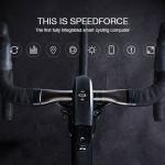 ステムと一体化したナビゲーション・サイクルコンピュータ「SpeedForce」