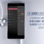 5.5インチ・ディスプレイ搭載のハイレゾ・4K対応メディアプレイヤー「SEIUN」