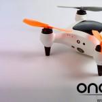 1500万画素CCD搭載の撮影用ドローン「ONAGOfly」