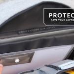 大容量ソーラーバッテリーに盗難防止機能満載のバックパック「Lifepack」