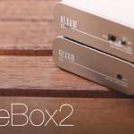 ホームシアターをワイヤレス化してくれるWiFiトランスミッター「TuneBox2」