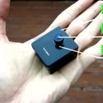 ドローンにも搭載できる極小WiFi、Bluetoothワイヤレスカメラ「WiCAM」