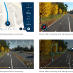 iPhoneがドライブレコーダーやナビに変身するレンズ付き自転車用マウントケース「Bycle.」
