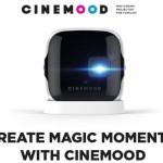 子どもでも使えるプロジェクター搭載のメディアプレイヤー「CINEMOOD」