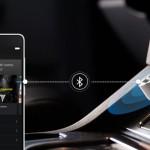 スマートフォンを充電しながらBluetoothハンズフリー通話もできるFMトランスミッター「Roidmi 2s」