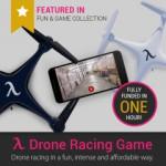 買ってすぐにレースをする事ができるレース用ドローン2台セット「Drone Racing Game」
