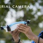 自撮りを本気で考えた1200万画素カメラ搭載の自動撮影ドローン「UP&GO」