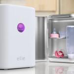 60秒で99.9%細菌を死滅させる280nm紫外線LED使用のポータブル紫外線殺菌装置「Ellie」