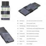 ワンプッシュでカードが整列して飛び出るRFIDブロック・マルチカードケース「EKSTER 2.0」