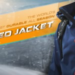 わずか3秒で暖まる洗濯機で丸洗い可能なヒーター内蔵防寒ジャケット「Heacket Jacket」