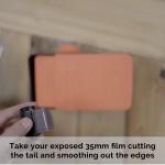 暗室不要の35mmフィルムや120フィルムを自宅で簡単に現像できる現像キット「LAB-BOX」