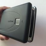 忘れもの防止機能に指紋認証機能が搭載されたスマートウォレット「Cashew」