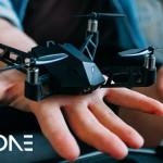 自動追尾で被写体を自動追跡して撮影する4K撮影可能な空撮用ドローン「Kudrone」