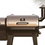 木質ペレットを使用しているのに精密な温度調整ができる画期的なBBQアウトドア・グリル「Z Grills Elite 900」