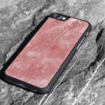 天然石を使って作られたMacBook用スキンシール「Stone MacBook Covers」とiPhoneケース「Phone Cases」
