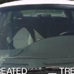 車のフロントガラスを飛び石から守り撥水効果もバツグンなガラスコーティング剤「LiquidNano Windshield Treatment」