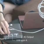 Newモデルの15インチ MacBook Proを4回以上フル充電可能なAC出力を備えたモバイルバッテリー「LifeBattery AIR」