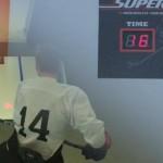 5年の歳月を得て氷の上とまるで変わらない条件を作り出すアイスホッケー用パックコントロール練習台「SuperDeker」