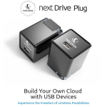 スマホでUSB機器が使えるアダプター「NextDrive Plug」