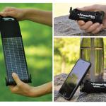 セルが壊れても影になっても発電効率が落ちないバッテリー内蔵ソーラーパネル「LightSaver Max」