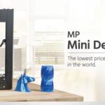 価格破壊の黒船となるか!?本体価格$159のデルタ型FDM方式3Dプリンター「Monoprice Mini Delta」