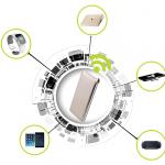 世界161ヶ国どこででも基本料金不要で均一料金で使用可能なLTE通信対応モバイルルーター「GlocalMe U2」