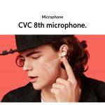 たった5分の充電で1.5時間も連続使用可能なカナル型Bluetooth5ワイヤレスイヤホン「Air by crazybaby ⁽ᴺᴬᴺᴼ⁾ 」