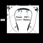 若い人でも抵抗なく使える補聴器なんだけど補聴器には見えないネックバンド型Bluetoothイヤホン「BeHear」