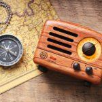 アナログメーターが昭和の時代を思い起こさせるFMチューナー内蔵Bluetoothスピーカー「MUZEN OTR Wood」