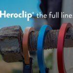 引っ掛けて吊すスペシャリストにNewサイズと新色追加で選択肢の広がった「Heroclip」
