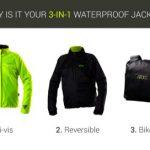 ゲリラ豪雨に遭遇しても大丈夫な防水性を持ったサイクリングジャケット「MOVA Jacket 3.0」