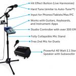 音痴だから人前では絶対に歌いたくない!!と言う方でもエンジェルボイスになれる「Smart Karaoke」