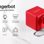 IoT化できなかったどの様なスイッチでもIoT化してスマートフォンから手動/自動コントロールできる様にする「Fingerbot」