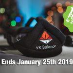 何時間つけていても痛くならないOculus Quest用カウンターウエイト「VR BALANCE for Oculus Quest」