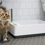 シンプルかつお手入れのし易さを追求したネコ用トイレ「Cove」