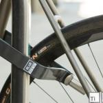 重さたったの500g、鋼鉄よりも硬い、カーボンを使った新しいジャンルの自転車ロック「TiGr® BLUE」
