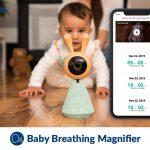 子育て初心者ママの負担を軽減する赤ちゃんを24時間監視し、異常を知らせるベビーモニター「KamiBaby」