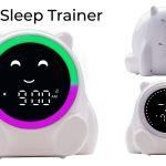 時計が読めない小さな幼児に時間の概念を教えるティーチング・クロック「Pali™ Sleep Training Clock!」