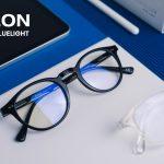 脱着式偏光レンズがオプションで追加可能なブルーライト100%カットグラス「AVALON Bluelight Glasses」