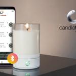 あまり意味がないかもしれませんが、ワイヤレスで点灯するアロマキャンドル「Candle Touch™」
