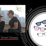 AIRGOアプリが貴方の健康維持管理を行うだけでなく、ワイヤレスヘッドホンとしても機能するメガネ「Argon Smart Glass」