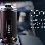 エスプレッソではないけれど、フレンチプレスやペーパードリップよりは濃いコーヒーが淹れられる「Oomph 2.0」