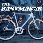 最大約40km/hまでアシストしてくれる、ベルトドライブを採用した電動アシスト自転車「Babymaker」