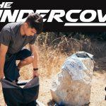 男女関係なく使える!!屋外で水着に着替える時に便利なポンチョにもなるバックパック「The Undercover V2 」