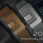 4色のリバーシブルベルトと、4色のバックルでフォーマルにもカジュアルにも対応できる「NEW MIN BELT」
