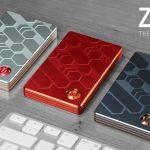 生活スタイルに合わせて変化させる事のできるBluetoothトラッキング機能が追加できるカード型ウォレット「Zeus」