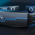 聞くんじゃない!!身体で感じる事のできる没入型VRゲームに最適なハプティクス・ベルト「Feelbelt」